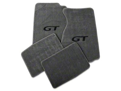 Lloyd Gray Floor Mats - GT Logo (99-04 All)
