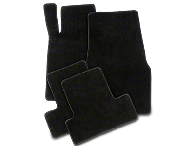Black Floor Mats (05-10 All)