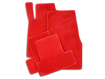 Red Floor Mats (05-10 All)