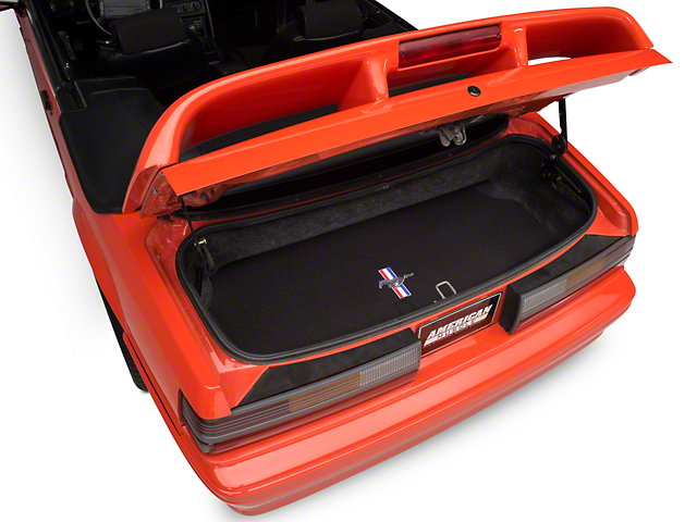 Lloyd Trunk Mat - Embroidered Pony (87-93 All)