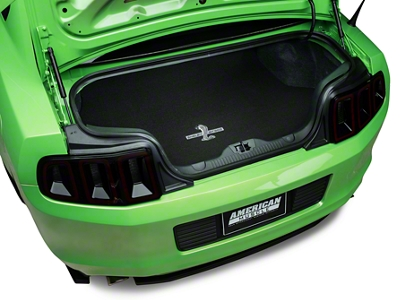 Lloyd Trunk Mat - Embroidered Shelby GT500 (10-14 All)