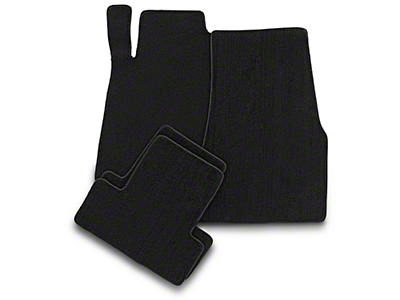 Black Floor Mats (13-14 All)
