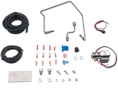 Hurst Line Lock - Roll Control Kit (05-09 All)