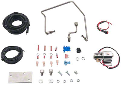 Hurst Line Lock - Roll Control Kit (05-09 All)