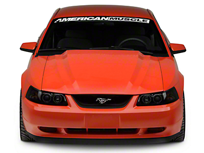 AmericanMuscle 1995 Cobra R Style Hood - Unpainted (99-04 All)