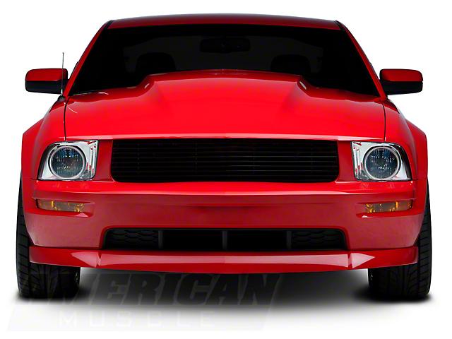 SpeedForm 2 in. Cowl Hood - Unpainted (05-09 GT, V6)