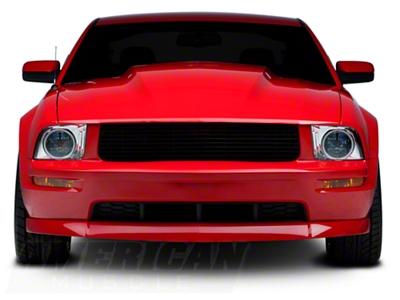 2 in. Cowl Hood - Unpainted (05-09 GT, V6)