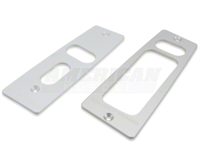 Billet Window Switch Bezels - Coupe/Hatchback (87-93 All)