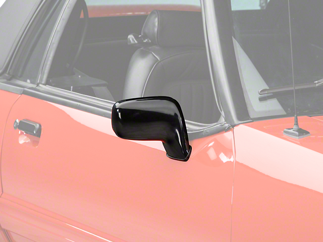 Power Mirror - Right Side - Convertible (87-93 All)