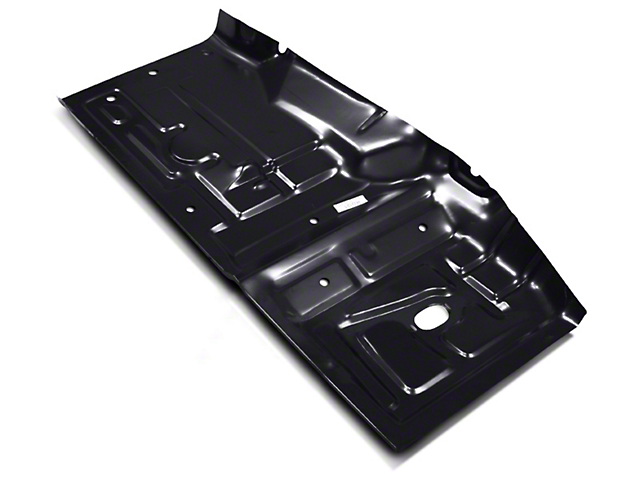 Replacement Foxbody Floor Pan - Left Side (79-93 All)