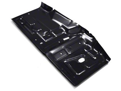 Replacement Fox Body Floor Pan - Left Side (79-93 All)
