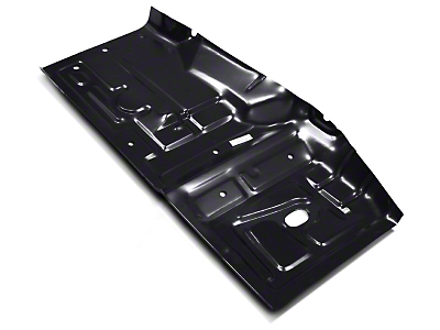 Replacement Fox Body Floor Pan - Left Side (79-93 All)