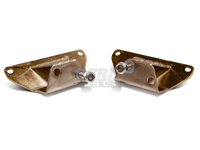 Solid Motor Mounts (84-95 5.0L)