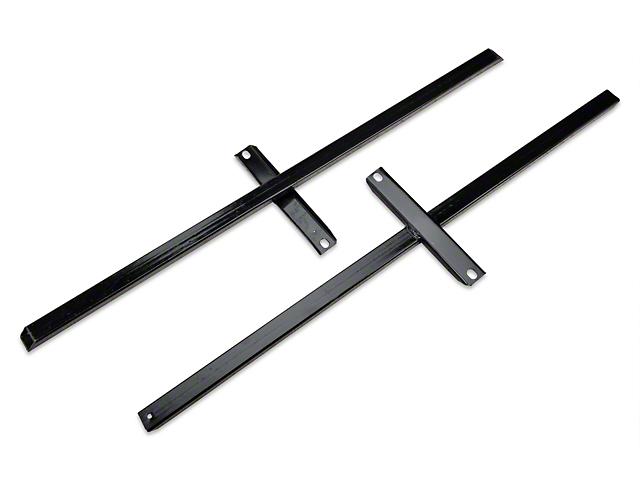 SR Performance Subframe Connectors - Black (79-04 All)