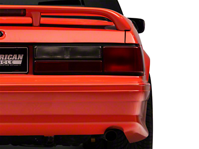 Replacement LX Style Tail Light Lens - Right Side (87-93 All)