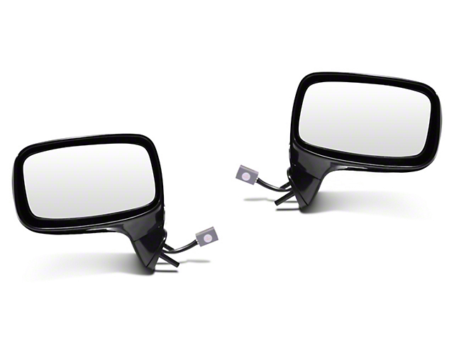 Power Mirrors - Convertible - Pair (87-93 All)