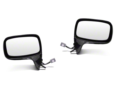 Power Mirrors - Convertible - Pair (87-93 All)