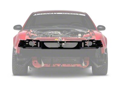 Add Headlight Nose Panel (99-04 All)