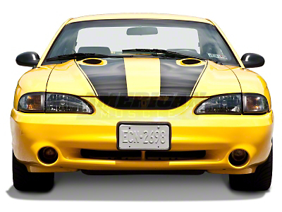 Smoked Fog Lights - Pair (94-98 Cobra)