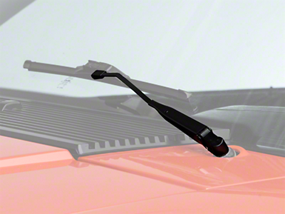 Replacement Stainless Wiper Arm - Left Side/Right Side (87-93 All)