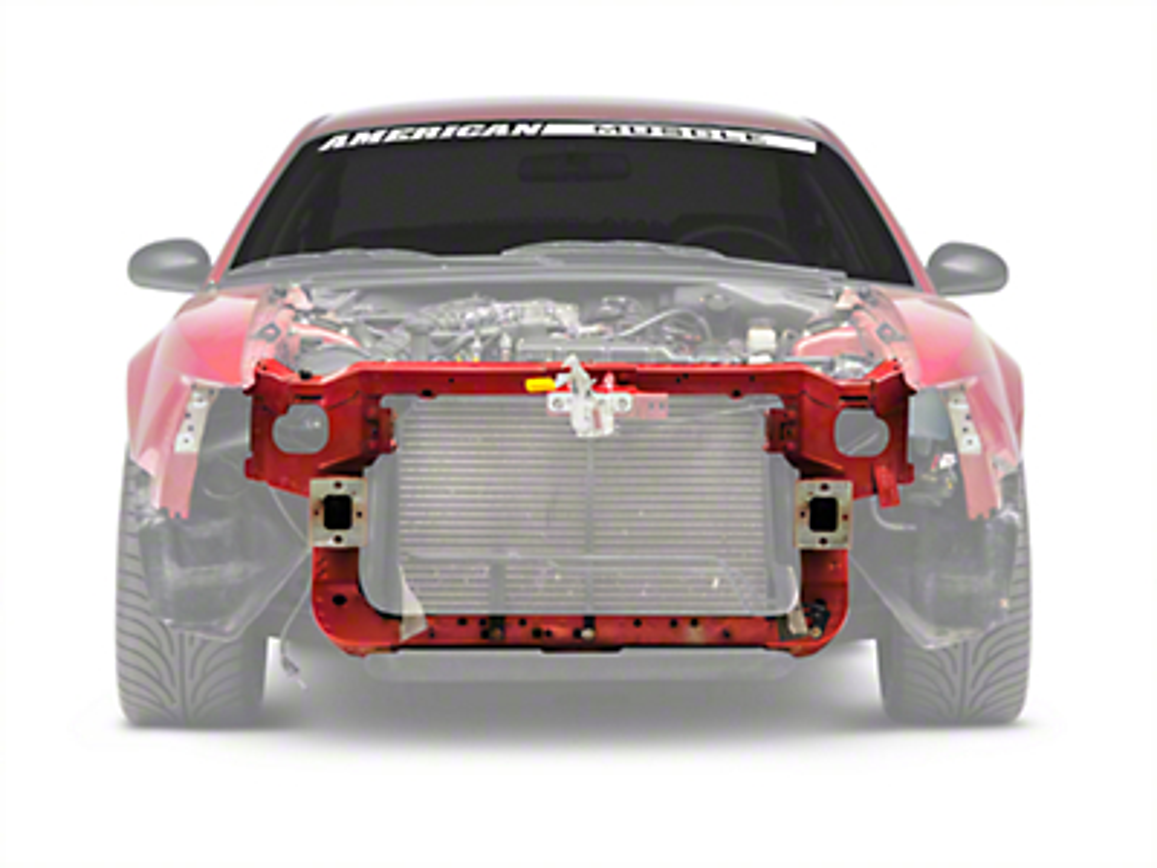 Radiator Support (97-04 All)