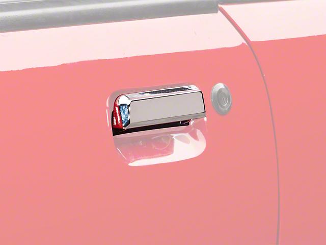 Chrome Exterior Door Handle - Left Side (79-93 All)