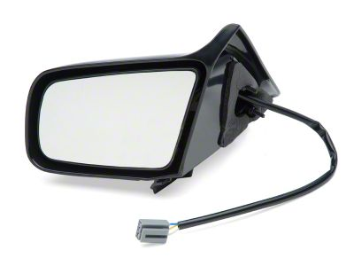 Add Power Mirror - Left Side - Coupe/Hatchback