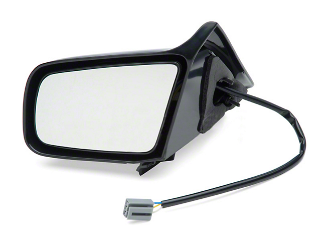 Power Mirror - Left Side - Coupe/Hatchback (87-93 All)