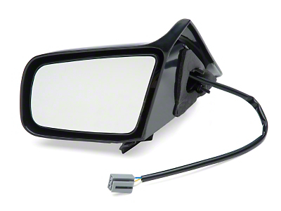 Power Mirror - LH - Coupe/Hatchback (87-93 All)
