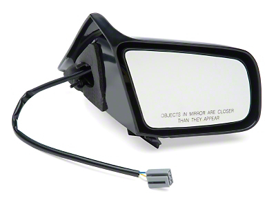 Power Mirror - Right Side - Coupe/Hatchback (87-93 All)