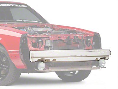 Front Bumper Reinforcement Support (87-93 All; Excludes Cobra)