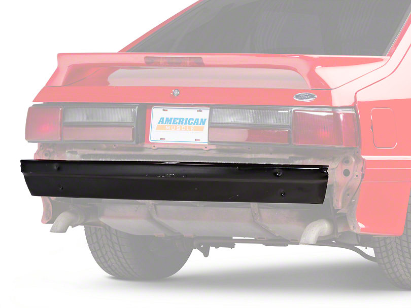 OPR Rear Bumper Reinforcement Support (79-93 All; Excludes Cobra)