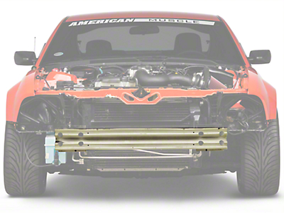 Front Bumper Reinforcement Support (05-09 All)