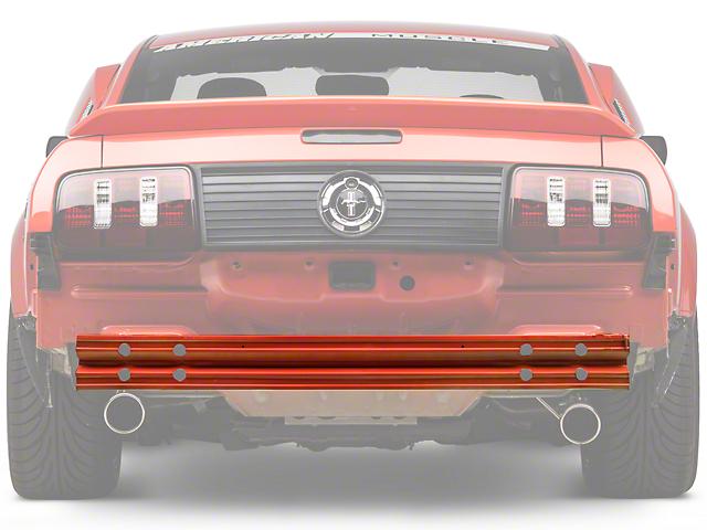 OPR Rear Bumper Reinforcement Support (05-09 All)