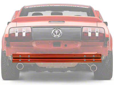 Rear Bumper Reinforcement Support (05-09 All)