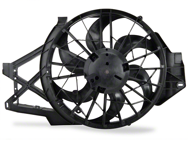 OPR Radiator Fan Assembly (98-00 GT, Cobra)
