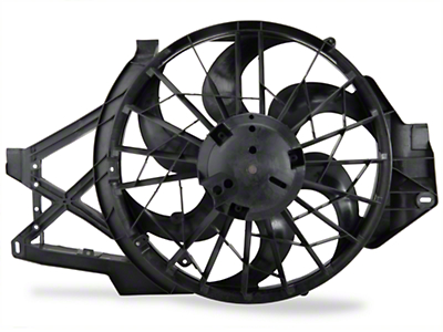 Radiator Fan Assembly (98-00 GT, Cobra)