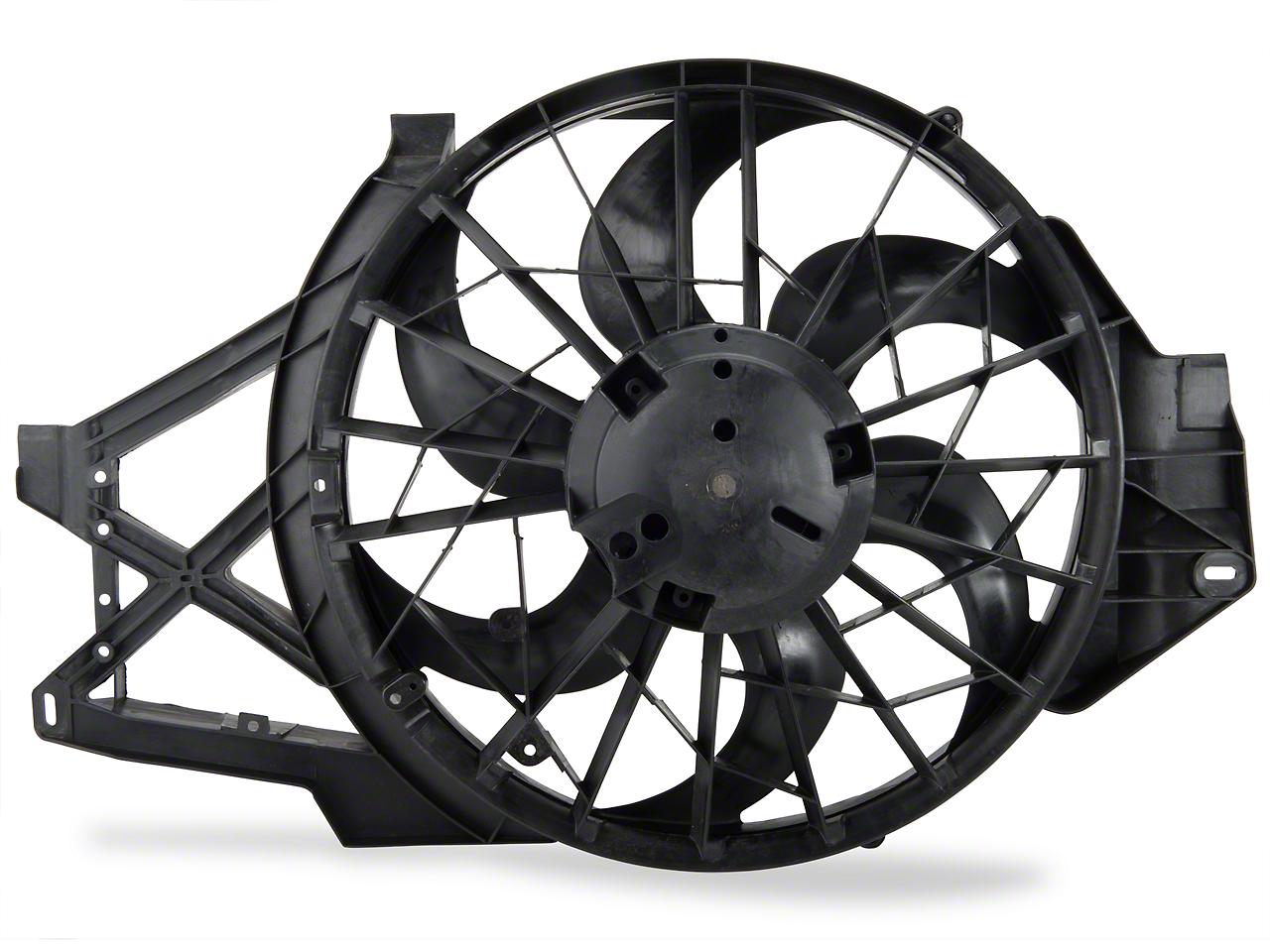 Radiator Fan Assembly (98-00 GT, Cobra)