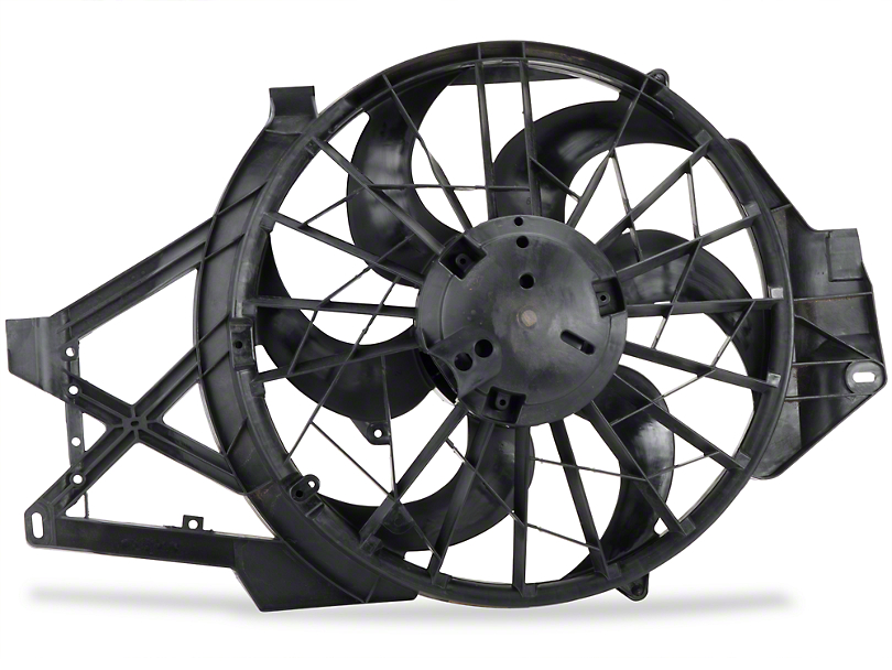 Radiator Fan Assembly (97-98 V6)