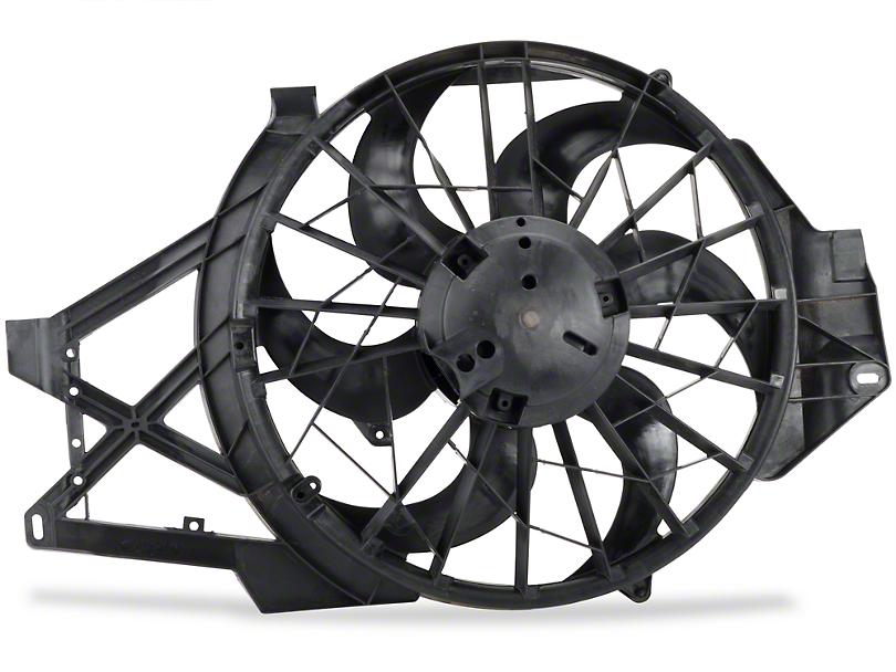 Radiator Fan Assembly (97-98 V6)