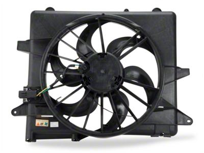 Radiator Fan and Shroud Assembly (05-09 GT, V6)