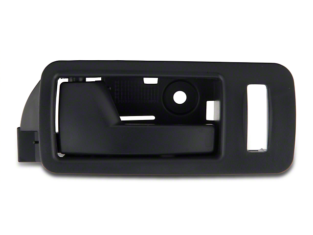 Black Interior Door Handle - Right Side (05-14 All)