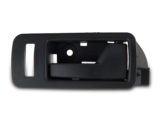 Black Interior Door Handle - Left Side (05-14 All)