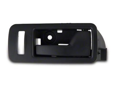 Black Interior Door Handle - Left Side (05-14 All)