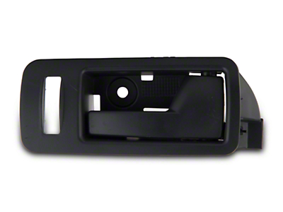 Black Interior Door Handle - LH (05-14 All)