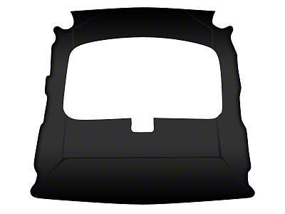 ABS Headliner - Hatchback w/ Sunroof - Black (79-93 All)