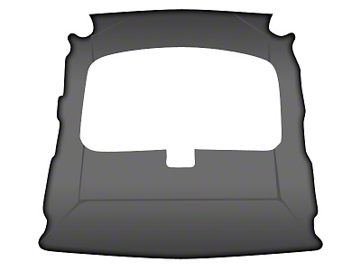 ABS Headliner - Titanium Gray (90-92 Hatchback w/ Sunroof)