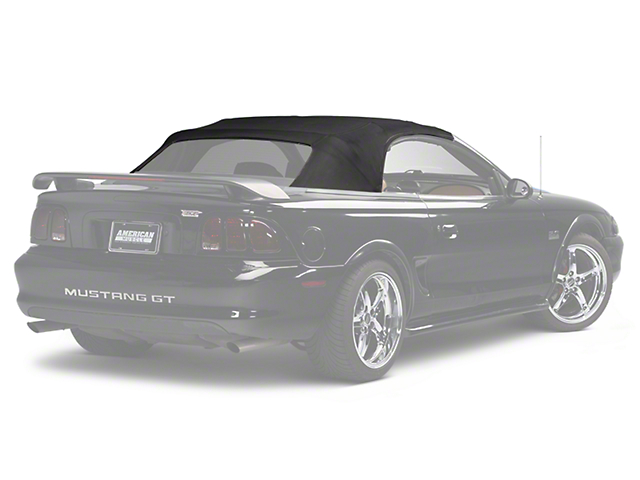 Replacement Convertible Top - Black (94-99 All)