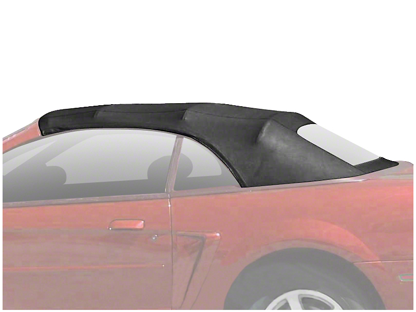 Replacement Convertible Top - Black (00-04 All)