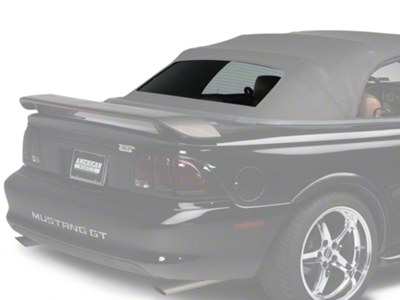 Replacement Convertible Rear Window Glass - Heated (94-04 All)